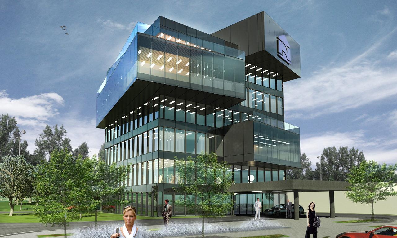 Budova N-Office - Nitra